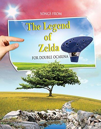 Legend of Zelda Songbook for Double Ocarinas -