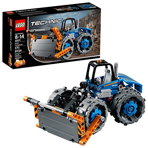 LEGO Technic Dozer Compactor 42071 Building Kit (171 Pieces) (Lego Bulldozer)