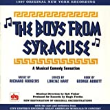 SOUNDTRACK/CAST ALBU - BOYS FROM SYRACUSE, THE - MUSIC & LYR
