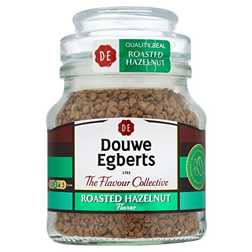 Douwe Egberts The Flavour Collective Coffee Roasted Hazelnut 50g