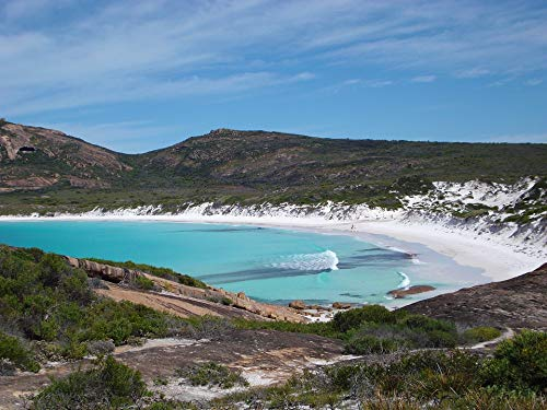 - Home Comforts Peel-n-Stick Poster of Park National Cape Le Grand Beach Western Australia Vivid Imagery Poster 24 x 16 Adhesive Sticker Poster Print