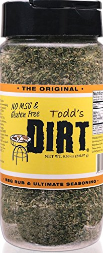 The Original DIRT Large 8.50 oz Bottle by Todds Dirt