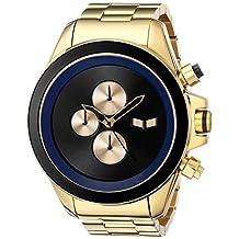 Vestal Men's ZR3032 ZR-3 Analog Display Japanese Quartz Gold Watch