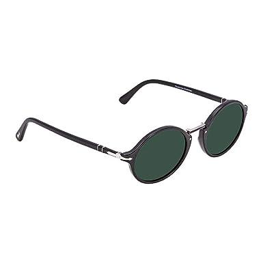e721f3cfb49 Persol Mens Men s Oval 50Mm Sunglasses at Amazon Men s Clothing store