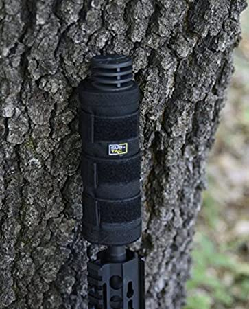BLOWOUT SALE Subtac suppressor Cover 6 inch Green fits silencerco Silencer
