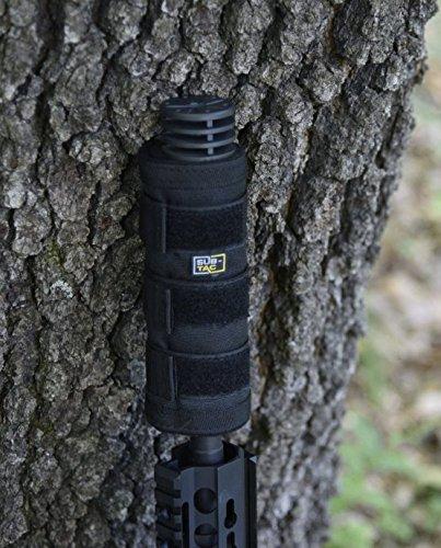 SUB-TAC Blowout Sale Subtac Suppressor/Silencer Cover 6 inch Black