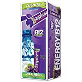 Zipfizz Energy/Sports Drink Mix-Grape (20 ct.) (pack of 6)