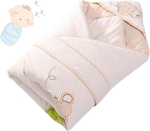 Saco de dormir del bebé Bebé recién nacido de empañar Wrap de cama ...