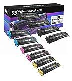 hp 1600 color laserjet printer - Speedy Inks - 10PK Compatible Replacement for HP 124A 4X Q6000A, 2ea Q6001A, Q6002A, Q6003A Laser Toner Cartridge Set