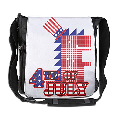 XIVEIER Custom Rawr Dinosaur Sunglass 4th Of July Geek Casual Daypacks For ()