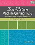 Discover how to machine quilt creative designs the easy way. More than 60 striking quilting motifs are at your fingertips in this comprehensive visual guide to free-motion machine quilting. Lori Kennedy takes you through each step of the process w...