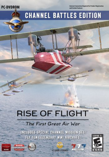 Rise of Flight: Channel Battles Edition - Windows (select) (Rise Of Flight Pc Game)