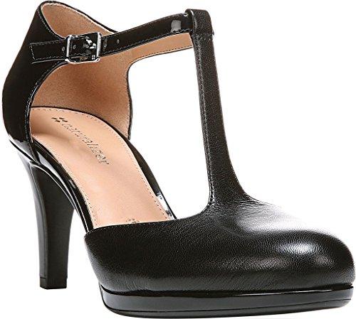 信条クリエイティブ世代Naturalizer Womens Mattison Closed Toe Ankle Strap Classic Pumps