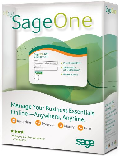 Sage One Online Accounting & Invoicing Software (Accounting Software compare prices)