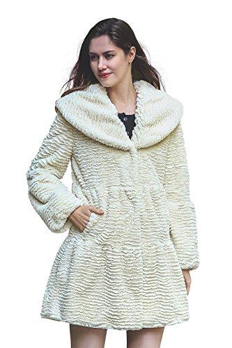 Persian Lamb Fur Coat Jacket - 2