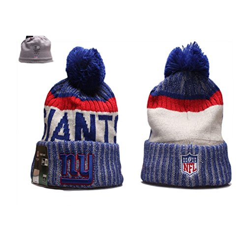 new york giants beanie new era - 2