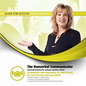 The Nonverbal Communicator Audiobook