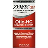 Zymox PLUS OticHC 1 Enzymatic Solution (1.25 oz)