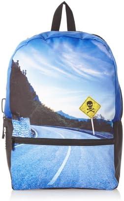 Mojo Backpacks Winding Skull Road Backpack