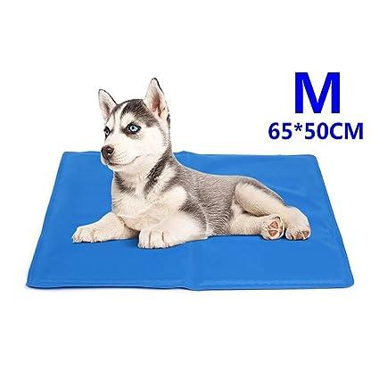 Amazon Com Pet Dog Cat Cool Mat Durable Pet Cooling Mat