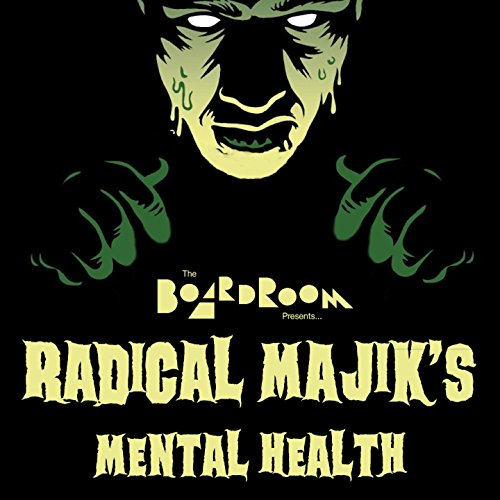 Radical Majik Mental Health EP
