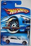 Hot Wheels 2005 Editions White Cadillac Sixteen #116 Twenty +