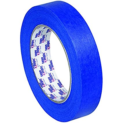 Blue 1 x 60 yd Pack of 12 1 x 60 yd Partners Brand PT935300012PK Tape Logic 3000 Painters Masking Tape