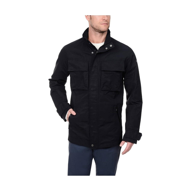 Victorinox Highlander Men's Field Jacket, Black