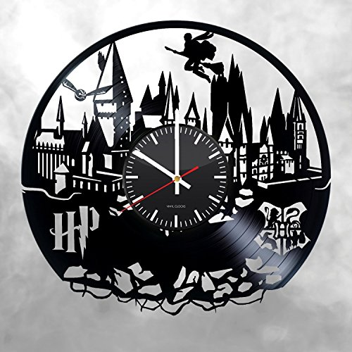 Harry Potter Hogwarts Castle Clock