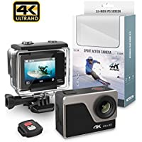 NBWEE 4K WIFI Ultra HD Waterproof DV 12MP Sports Action Camera