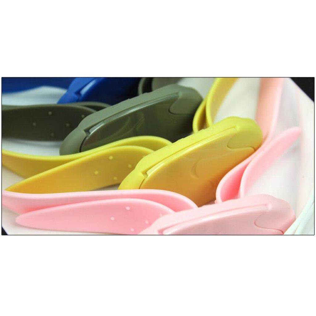 Schwimmbrille Sowohl Männer als als als auch Frauen einfache süße HD Wasserdichte und Anti-Fog verwenden ZHJING (Farbe   Gelb) B07G437Q7R Schwimmbrillen Sehr gute Farbe 56f06d