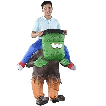 Disfraz de Frankenstein de Keshida para adulto, divertido ...