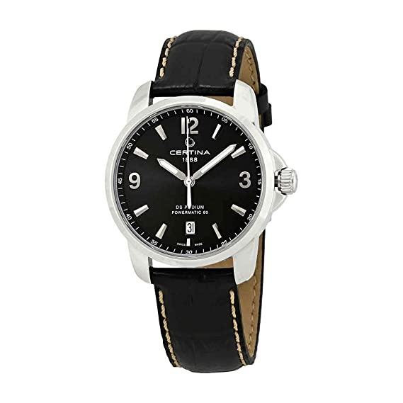 Certina DS Podium Gent Powermatic C034.407.16.057.00 Reloj Automático para hombres