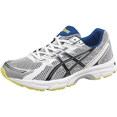 Nowe Produkty niesamowita cena oficjalny dostawca Asics Mens Gel Trounce Stability Running Shoes White/Black ...