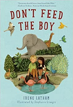 Book Don't Feed the Boy by Latham, Irene (June 24, 2014)