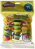 Play-Doh Party Bag Dough, 15 Count (assorted colors)(Discontinued by manufacturer)