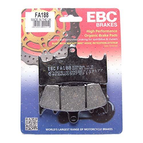 EBC FA188 remblokken geschikt voor Suzuki TL 1000 R VZ 1600 Marauder