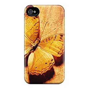 New Arrival Iphone 4/4s Case Nature Butterfly Case Cover