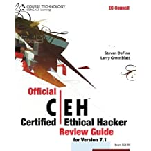 Official Certified Ethical Hacker Review Guide: For Version 7.1 (with Premium Website Printed Access Card and CertBlaster Test Prep Software Printed Access Card)