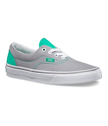 Womens Era Skateboarding Shoes Sneaker Sleet Mint Leaf
