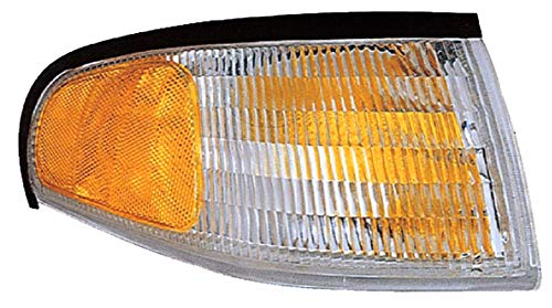 For 1994 1995 1996 1997 1998 Ford Mustang Turn Signal Corner Light lamp Assembly Passenger Right Side Replacement FO2521125