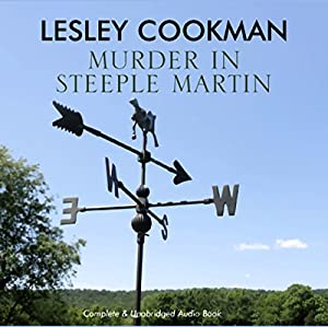 Murder in Steeple Martin Audiobook