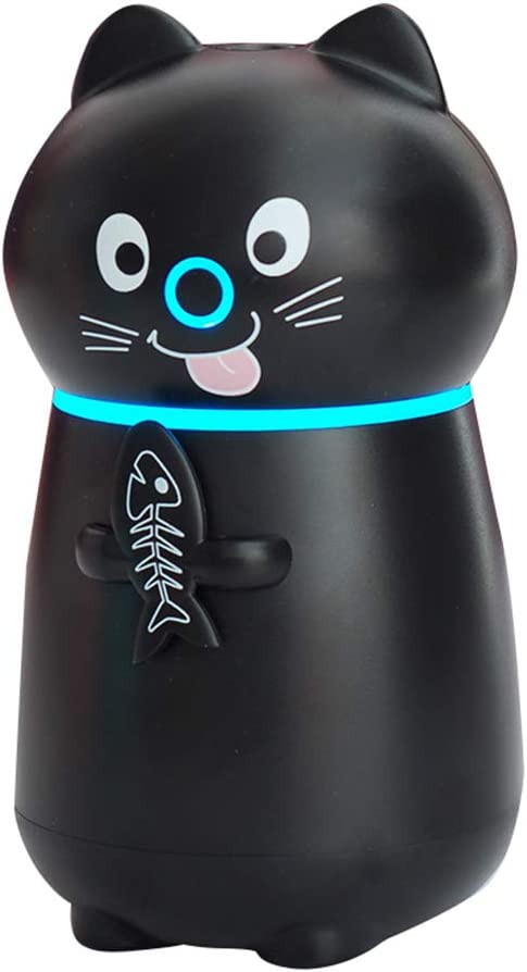 Dergtgh Mini USB Niebla Copa Animal humidificador de Aire ...
