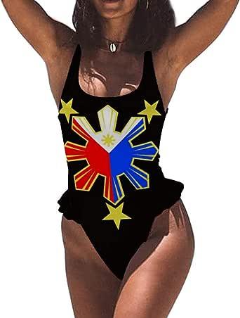 Philippines flag bikini