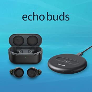 All-new Echo Buds (2nd Gen) Wireless Earbuds