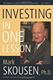 Investing in One Lesson, Mark Skousen, 1596985224