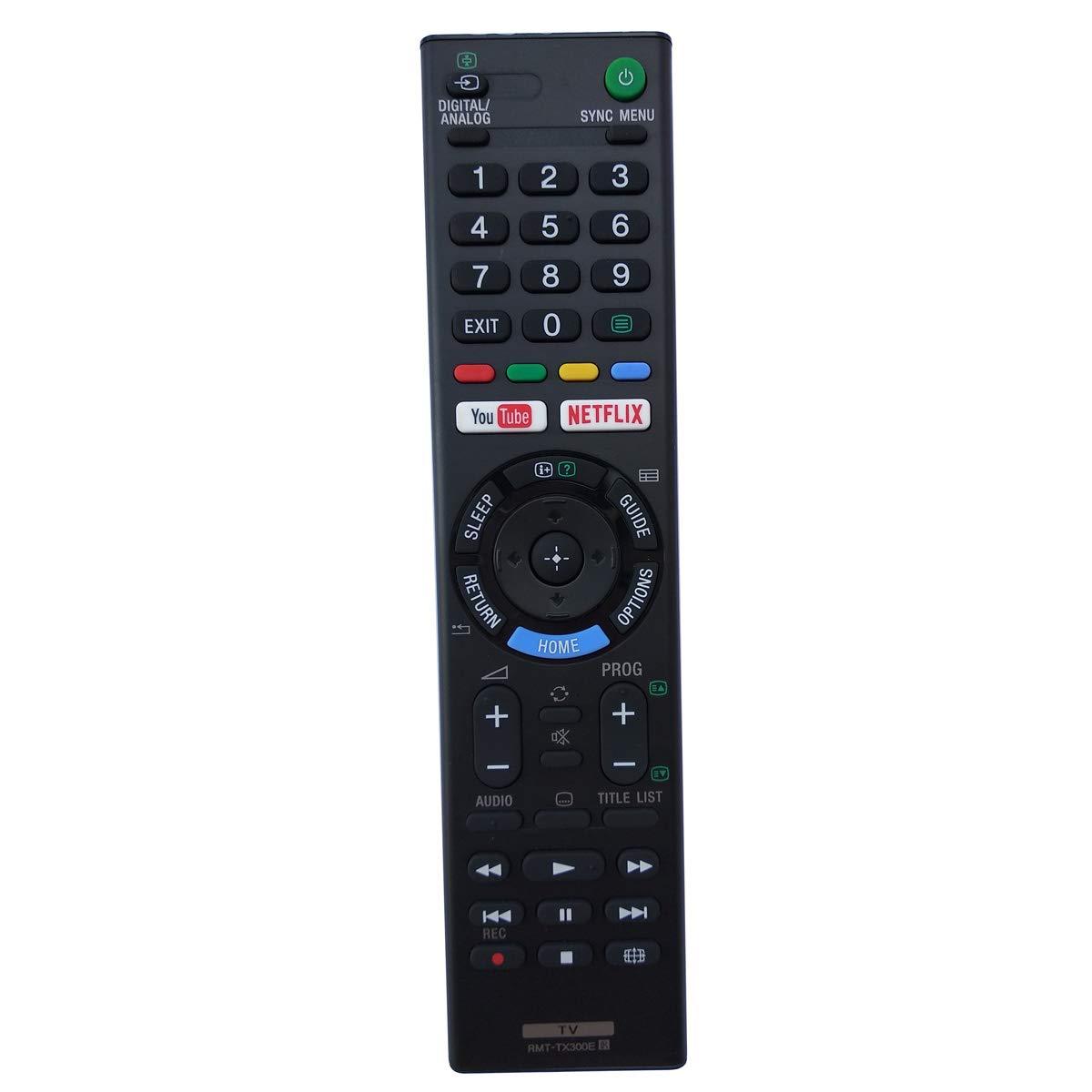 Control Remoto para Sony TV X690E KD49X720E KD55X720E