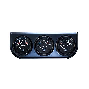 Man-Car Instruments Medidor de Coche de 52 mm Kit de medidor ...