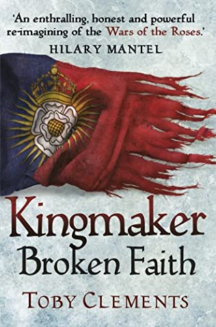 book cover of Broken Faith