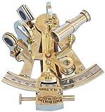 Brass Sextant 5'' By NauticalMart